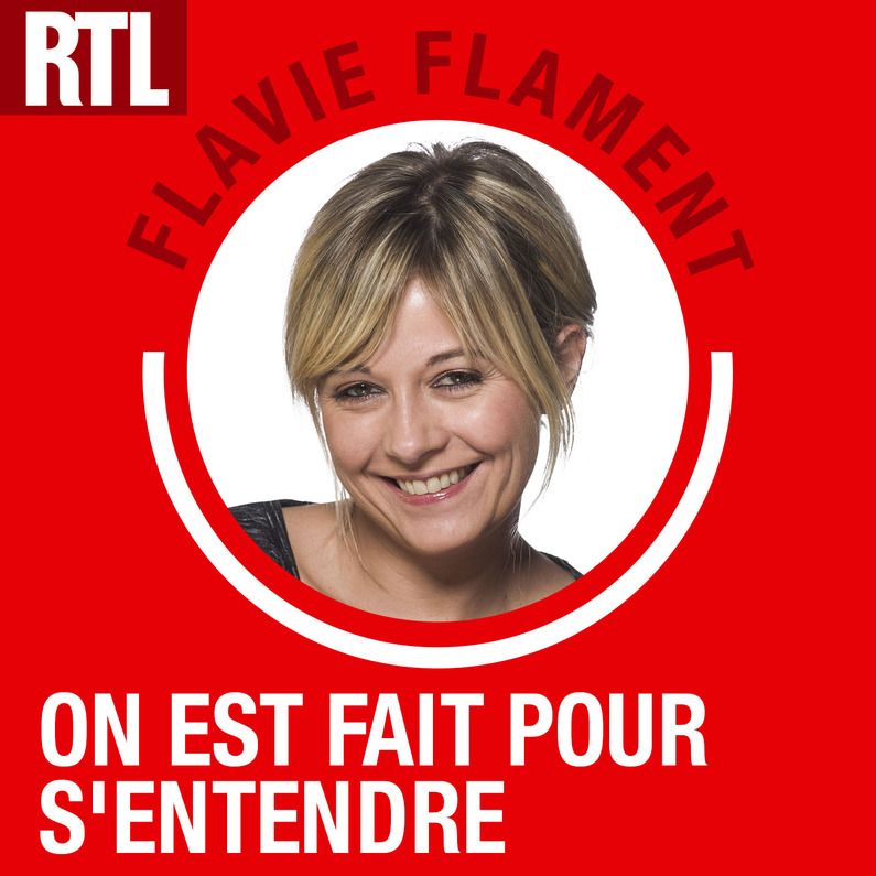 Logo de RTL - Flavie Flament